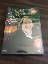RIEU, ANDRE-THE FLYING DUTCHMAN DVD NEW