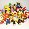 Super Mario Bros. Koopa Morton Yoshi Bowser Action Figure Nintendo World Doll