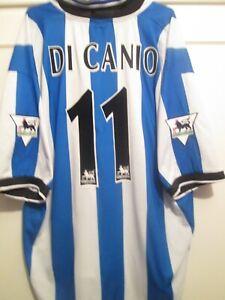Sheffield Wednesday 1997-1998 Home Di Canio 11 Football Shirt Size xxl 48157