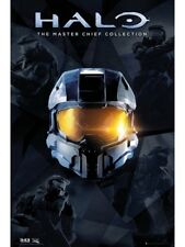 "HALO THE MASTER CHIEF COLLECTION POSTER ""LICENSED"" BRAND NEW"