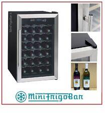 Cantinetta Frigo per i Vini con Porta mini Cantina le 28 Bottiglie di Vino x Bar