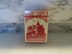 Vintage Magic Castle Playing Cards - Unopened - Collectable