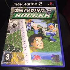 XS Junior League Soccer Playstation 2 Ps2 Game