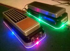 Crybaby ou Vox Wah Pédale lumière plaque Kit. (s' adapte à toutes les JIM DUNLOP/Vox Wah modèles)