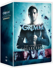 GRIMM:The Complete Series Collection Seasons 1-6 (DVD, 2018, 29-Disc Set) Sealed