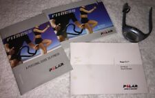 Polar F11 Fitness Heart Rate Monitor - Needs Batteries