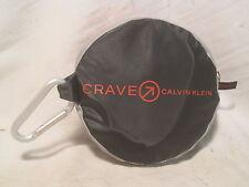CRAVE CALVIN KLEIN unique foldable folding bag bagpack pack travel promo compact