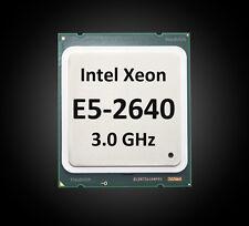 Intel Xeon E5-2640 | 6x 2.5 - 3.0 GHz | 2011 (R) CM8062100856401 (BX80621E52640)