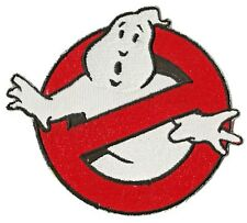 Ecusson Ghostbusters Ghostbuster patche thermocollant patch SOS fantômes