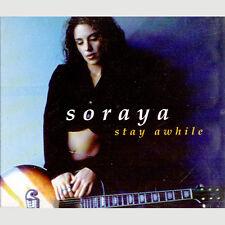 1996 (MCD) SORAYA / Stay Awhile  2 1 