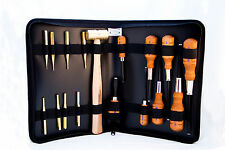 GCT-17 Grace USA Gun Care Tool Set Kit  Case Woodworking Gunsmithing