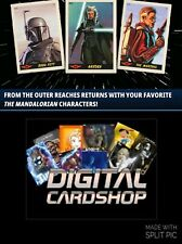 Topps Star Wars Card Trader SWCT From the Outer Reaches Series 3 Set of 5