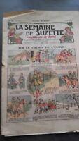 Rivista La Settimana Di Suzette per Lettera Colore N° 24 Giugno 1929 ABE