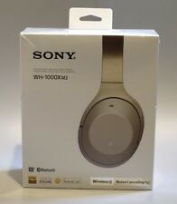 NEW 2nd Generation Sony WH-1000XM2 Headphones-Gold ~FREE SHIPPING~
