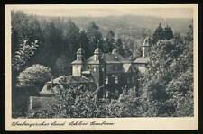 277974) AK Schloss Gimborn bei Marienheide gelaufen 1936