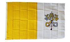 Vatican City Flag 3 x 5 Foot Flag - New Higher Quality Ultra Knit 3x5 Flag