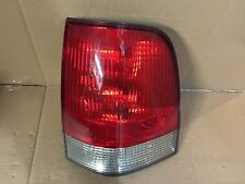 2003 2004 2005 Lincoln Aviator Tail Light Assembly Passenger Side Good Clean OEM