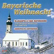 Bayrische Weihnacht von Blaskapelle Bad Bayersoien (2000)