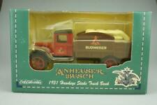 Ertl Collectibles Anheuser-Busch 1931 Hawkeye Stake Truck Bank NIB TB54