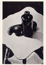 Jug and Fruit 1916•Photo by Paul Strand•Still LIfe B&W 4x6 POSTCARD