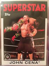 John Cena Wrestling 2 Card Lot WWE