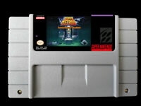 Super Metroid Containment Chamber SNES US Version