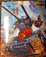 RX-75 GUNTANK E.F.S.F Long Range Support MS Bandai MG 1:100 21090 GUNDAM UC