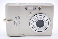 Nikon COOLPIX L11 6.0 MP 2.4'' SCREEN 3X Digital Camera (NO BATTERY)