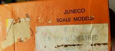 Juneco scale models K - 1 Wooden Sheated Caboose CN