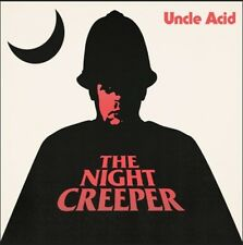 Uncle Acid & the Deadbeats - Night Creeper 2 x LP - Red & Clear COLORED Vinyl