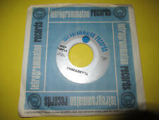 "DEEP PURPLE - EMMARETTA / THE BIRD HAS FLOWN 7"" 45"