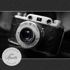 FERRANIA CONDOR I (1947) - TELEMETRO 35mm, PEZZO DI STORIA DELLA FOTOGRAFIA