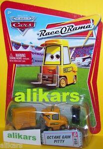 OCTANE GAIN PITTY -#68 Race O Rama Collection ROR series Disney Pixar Cars autos