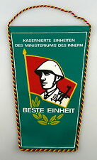 Wimpel: Kasernierte Einheiten des Ministeriums des Innern Beste Einheit, so319