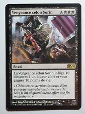 Vengeance selon Sorin    MTG Magic Francais EX