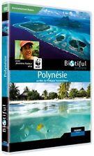 Biotiful Planet : Polynésie - DVD - PHILIPPE TOURANCHEAU - NEUF
