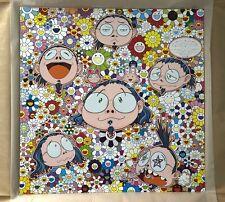 Takashi Murakami 'The Artist's Agony and Ecstacy' Ltd ED. Signed. Kaikai kiki