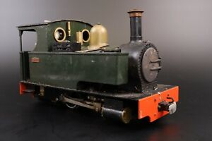 Accucraft 16mm (32mm Gauge) Live Steam 'Lydia' with RC