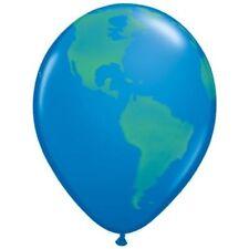 Ballons de fête bleu rond pour la maison toutes occasions