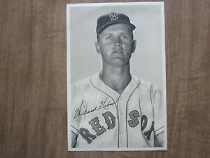 1954 Boston Red Sox Willard Nixon Team Issued Picture Pack Photo