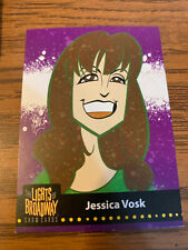 The Lights of Broadway Cards ~ Jessica Vosk ~ Autumn 2018