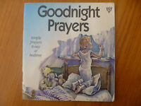 GOODNIGHT PRAYERS..BEDTIME PRAYERS FOR CHILDREN..PAPERBACK...1993...RELIGIOUS