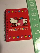 Rare Sanrio Vintage Hello Kitty 2003 Stationery Notepad Note Pad Journal Paper