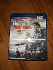 Edge Of Tomorrow 3d (DVD, 2014)