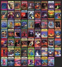 GOOSEBUMPS- Complete set 1-62 E-books in EPUB format