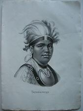 Original-Lithographien von Porträts & Persönlichkeiten (1800-1899) aus Russland