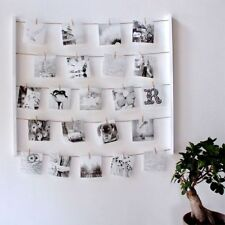 Wooden Rectangle Photo & Picture Frames