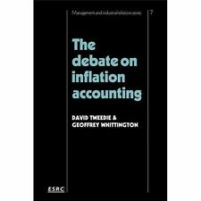 Cambridge Studies in Management Ser.: The Debate on Inflation Accounting 7 by...