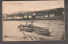 Germany unmailed Pfaffendorf a Rhein post card/Victor Ullmann Coblenz