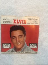 "45 ""One Broken Heart For Sale/They Remind Me Too Much Of You""-Elvis Presley w/PS"